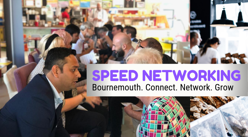 Find Us On Web Coffee Morning & Speed Networking Event Bournemouth 10th September 2019